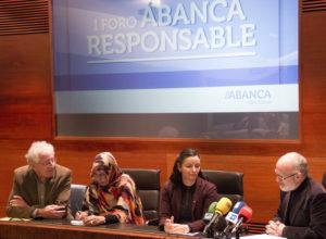Presentación del I Foro ABANCA responsable. | ABANCA
